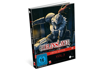 Goblin Slayer Vol.3 (Limited Mediabook) DVD