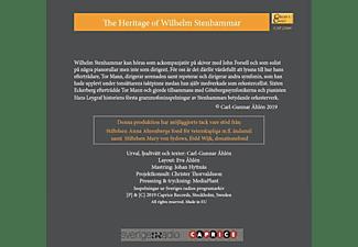 Leygraf,Hans/Mann,Tor/Eckerberg,Sixten - The Heritage of Wilhelm Stenhammar  - (CD)