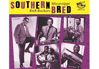 VARIOUS - Southern Bred-Mississippi R&B Rockers Vol.3  - (CD)