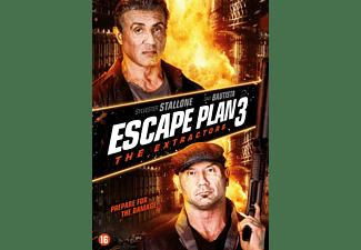 Escape Plan 3: The Extractors - DVD
