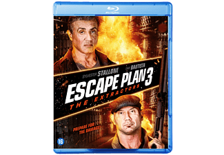 Escape Plan 3: The Extractors - Blu-ray