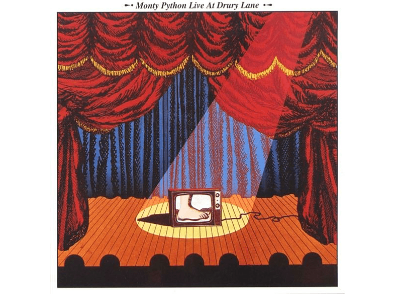 Monty Python - Live At Drury Lane Vinyl