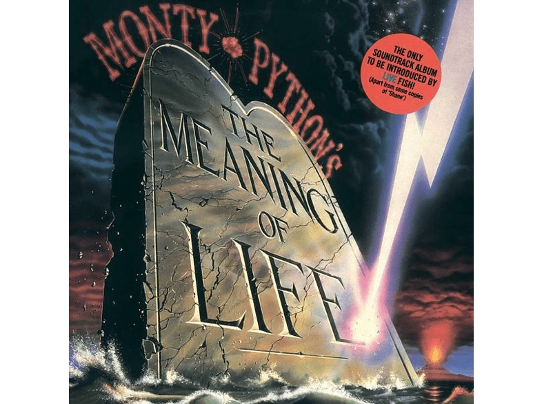 Monty Python - The Meaning Of Life Vinyl