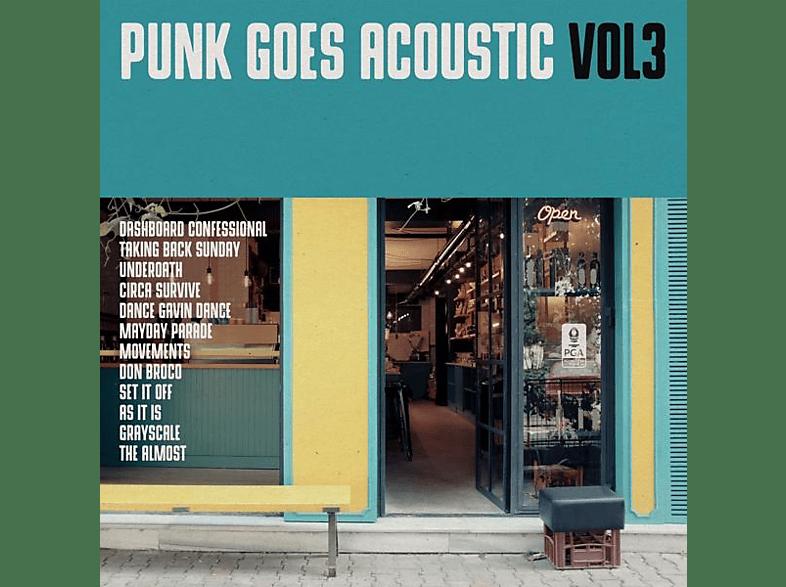 Verschillende Artiesten - Punk Goes Acoustic Vol.3