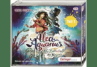Tanya Stewner - Alea Aquarius 5.1 Die Botschaft des Regens  - (CD)