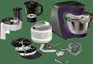 BOSCH MUM58MG60 Creationline Premium Küchenmaschine Mintgrün (Rührschüsselkapazität: 3,9 Liter, 1000 Watt)