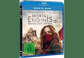 Mortal Engines: Krieg der Städte 3D Blu-ray (+2D)
