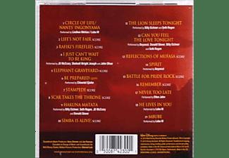 VARIOUS - The Lion King (Original Film-Soundtrack)  - (CD)