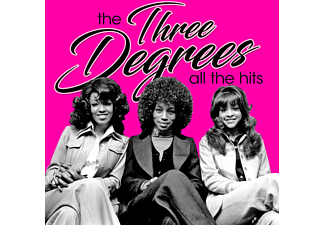 The Three Degrees - All The Hits  - (CD)