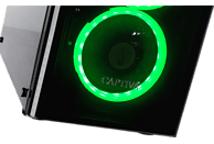 CAPTIVA R50-291, Gaming PC mit Ryzen 5 Prozessor, 16 GB RAM, 240 GB SSD, 1 TB HDD, GeForce RTX 2080 SUPER , 8 GB