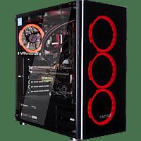 CAPTIVA R50-294 Wasserkühlung, Gaming PC mit Ryzen 9 Prozessor, 32 GB RAM, 500 GB SSD, 1 TB HDD, GeForce RTX 2080 SUPER , 8 GB