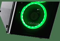 CAPTIVA R50-290, Gaming PC mit Ryzen 7 Prozessor, 16 GB RAM, 240 GB SSD, 1 TB HDD, GeForce RTX 2070 SUPER , 8 GB