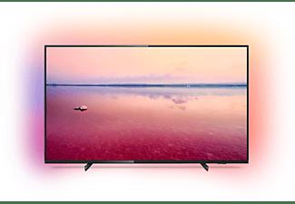 PHILIPS 43PUS6704/12 LED TV (Flat, 43 Zoll / 108 cm, UHD 4K, SMART TV, Ambilight)