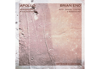 Brian Eno - Apollo: Atmospheres & Soundtracks (Vinyl LP (nagylemez))