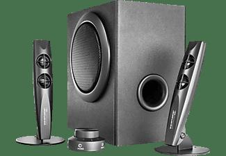 WAVEMASTER STAX BT 2.1 Aktives 2.1 Lautsprechersystem mit Bluetooth