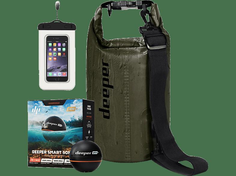 DEEPER Smart Sonar PRO+ Fischfinder Sommer Paket 2019 Angeln