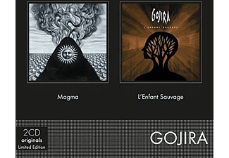 Gojira - Magma & L'Enfant Sauvage (Limited Edition) (CD)