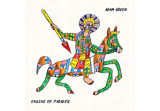 Adam Green - Engine Of Paradise  - (Vinyl)