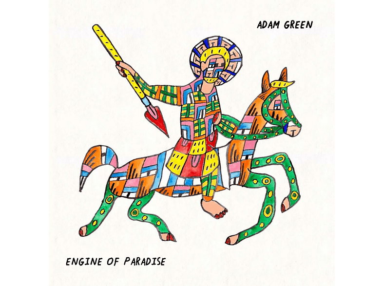 Adam Green - Engine Of Paradise [CD]