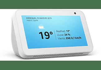Altavoz Inteligente -  ECHO Show 5, Compatible con Alexa, Bluetooth, Control por Voz, Gris claro