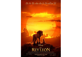 El Rey León (Live Action) - Blu-ray