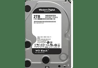 WESTERN DIGITAL WD Black HDD interne Festplatte 2 TB, 3,5 Zoll