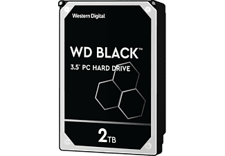 WESTERN DIGITAL WD Black HDD interne Festplatte 2 TB, 3,5 Zoll