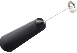 TCHIBO 370517 Milchaufschäumer Silber/Schwarz