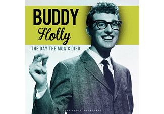 Buddy Holly - The Day The Music Died CD