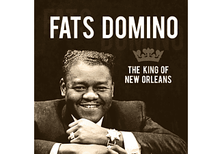 Fats Domino - The King of New Orleans CD