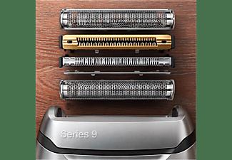 BRAUN Series 9 - 9359S PREMIUM EDITION Rasierer Silber (SyncroSonic)