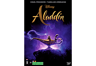 Aladdin (Live Action) - DVD