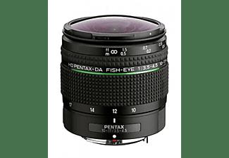 PENTAX HD 10 mm - 17 mm f./3.5-4.5 DA, DA, SP (Objektiv für Pentax K-Mount, Schwarz)