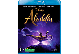 Aladdin (Live Action) - Blu-ray