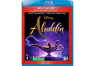 Aladdin (Live Action) - 3D Blu-ray