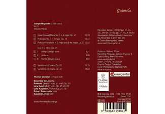 Ensemble Violissymo, Thomas Christian - Kammermusik Vol.5  - (CD)