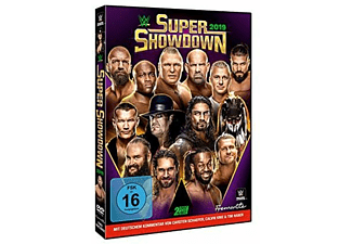 Super Showdown 2019 DVD