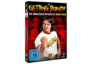 Getting Rowdy-The Unreleased Matches DVD