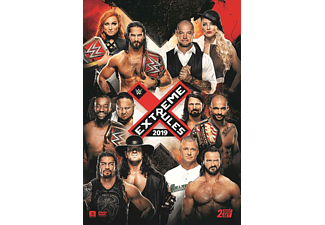 Extreme Rules 2019 DVD