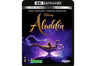 Aladdin (Live Action) - 4K Blu-ray