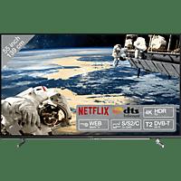 PEAQ PTV 55U0-IS LED TV (Flat, 55 Zoll/139 cm, UHD 4K, SMART TV, Linux)