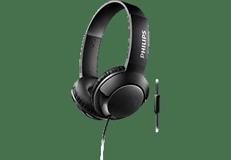 PHILIPS SHL3075BK/00, On-ear Kopfhörer Schwarz