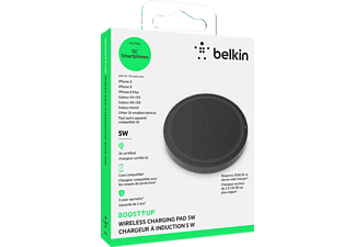 BELKIN F7U068BTBLK Ladegerät Universal 5 W, Schwarz
