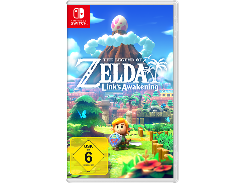 The Legend of Zelda: Link's Awakening [Nintendo Switch]