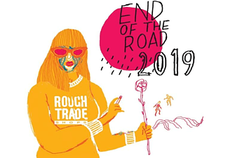 VARIOUS - Rough Trade Shops: End Of The Road 2019  - (CD)
