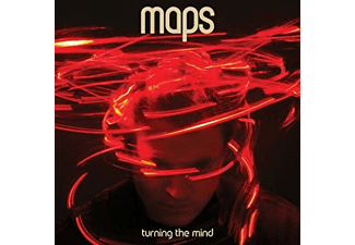 Maps - Turning The Mind (2LP+MP3)  - (LP + Download)