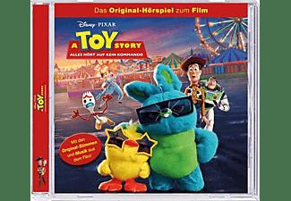 Disney Pixar - Toy Story 4 - Alles hört auf kein Kommando  - (CD)
