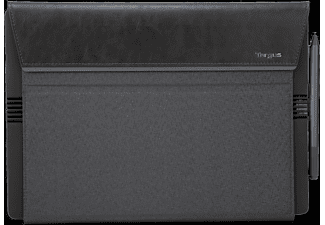 TARGUS SafePort Tablethülle Bookcover für Microsoft Polycarbonat, Thermoplastisches Polyurethan, Grau