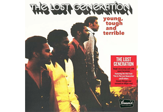 The Lost Generation - YOUNG, TOUGH AND TERRIBLE  - (Vinyl)