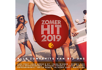 Differents artistes - Zomerhit 2019 CD